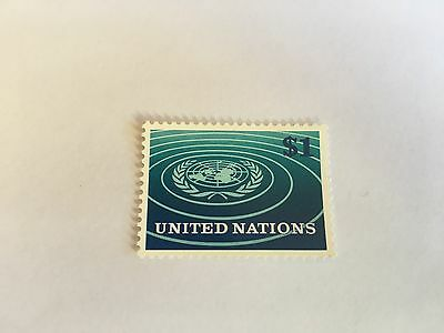 United Nations Unies Un New York Mnh 1966 Definitive