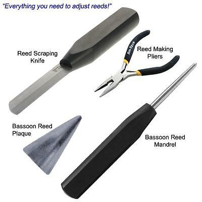 Bassoon Reed Adjusting Kit