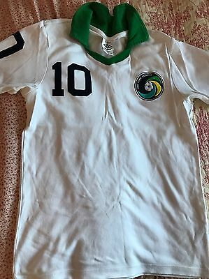 Men's Small New York Cosmos Pele Football Shirt