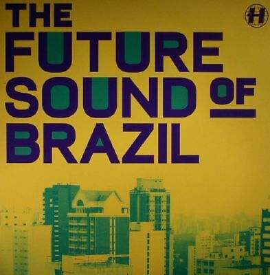 "VARIOUS - The Future Sound Of Brazil - Vinyl (12"")"