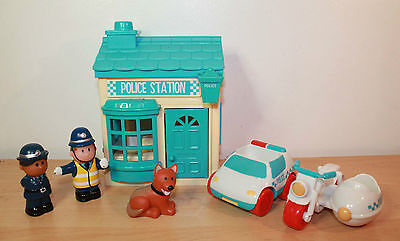 ELC Happyland Police Staion