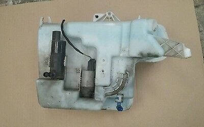 Bmw 5 Series E60 Windscreen Washer Bottle Tank With Pumps  7179449