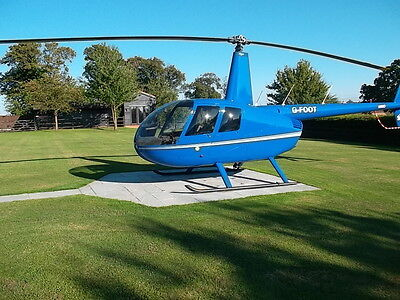 Robinson R44 Raven I, 2008, Hydraulic, Tank Ad Completed, Huge Specification