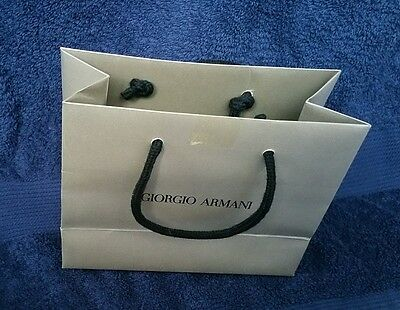 Burberry Paper Gift Bag