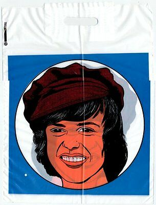 Osmonds The Official Fan Club Donny Plastic Carrier Bag