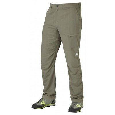 Men's Mountain Equipment Approach pant in Boulder Grey - size 36