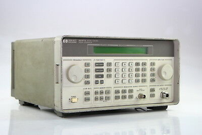 HP 8647A Synthesized Signal Generator 250 kHz-1000 MHz opt:H03 used