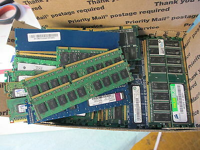 3 Lbs  Ram Memory Sticks for Gold Recovery