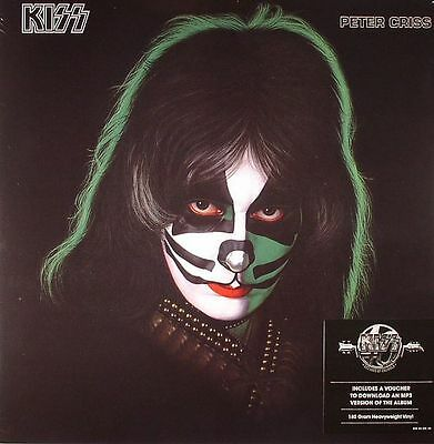 KISS - Peter Criss - Vinyl (180 gram vinyl LP + MP3 download code)