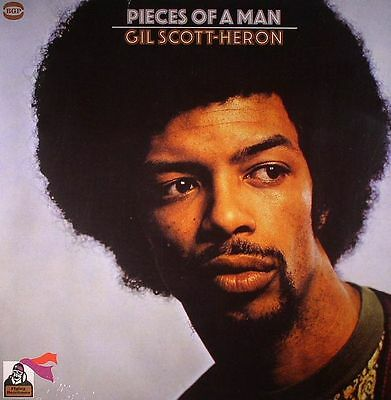 SCOTT HERON, Gil - Pieces Of A Man - Vinyl (gatefold LP)