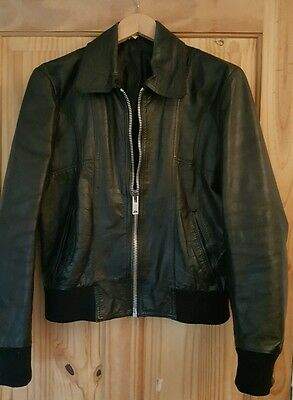 Vintage Leather Jacket size 40