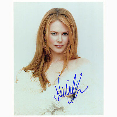 Nicole Kidman (9203-3) Autographed In Person Photo