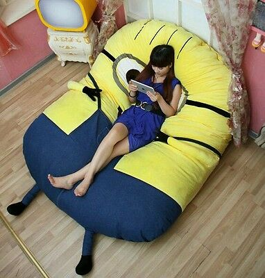 Despicable Me Huge Minions Bed