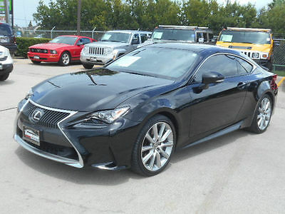 2015 Lexus RC350  2015 Lexus RC 350 Luxury NAV LEATHER BACKUPCAM, SUNROOF
