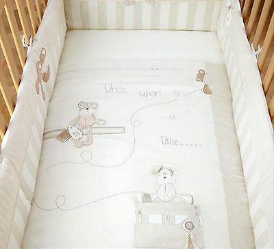 Mamas & Papas Once Upon A Time Coverlet - Neutral