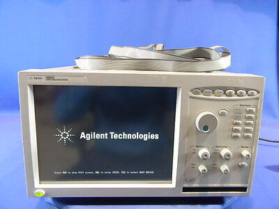 Agilent 16903A Logic Analyzer Mainframe 3-Slot w/Integrated Monitor 30 Day W