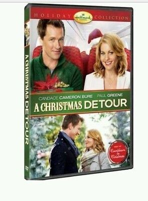 Christmas Detour (2015, DVD NEW)