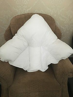 TruBliss Washable Batwing Pillow