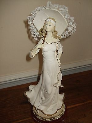 A Delightful Lady Figurine From The Juliana Collection