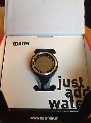 Mares Smart dive computer   Black/Grey ,