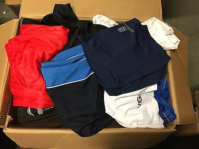Wholesale Job Lot/Bundle of Mens Mixed Sports Shorts - Quantity: 100 - Brand New
