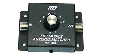 MFJ-910 Mobile Antenna Matcher