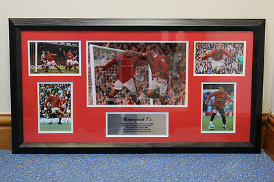 Manchester United Football Club memorabilia picture poster frame print