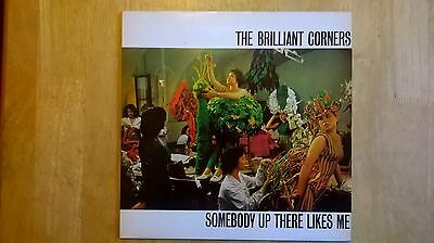 THE BRILLIANT CORNERS - Somebody Up There Likes Me - Original Vinyl LP - 1988