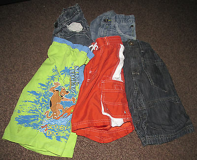 bundle of 5 items of boys clothes age 6-7