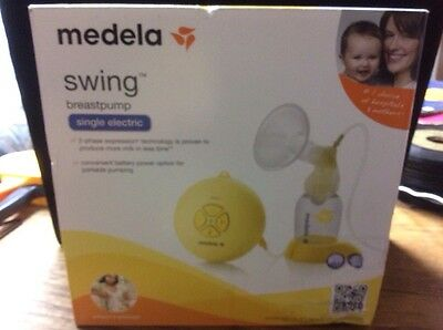 New In Box! Medela Swing Single Electric Breast pump Kit 67050 - BEST PRICE SAVE