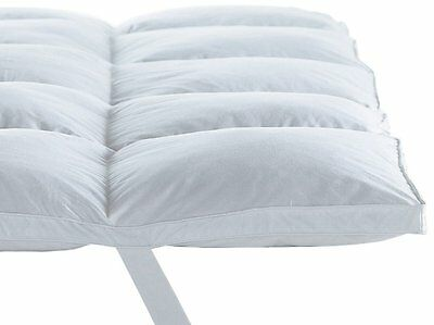 """Home Sweet Home Dreams Hypoallergenic Down Alternative Bed Mattress Topper 2""""..."""