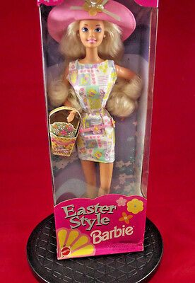Mattel Barbie Easter Style 1997 Blond Special Edition 17561
