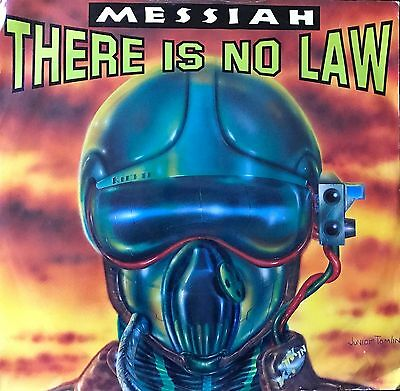 """Messiah - There Is No Law, Vinyl 12"""" Single"""
