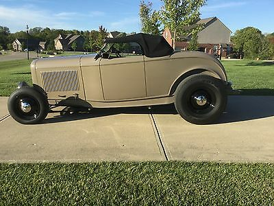 1932 Ford Other Roadster 1932 Ford Highboy Roadster Right-hand Drive