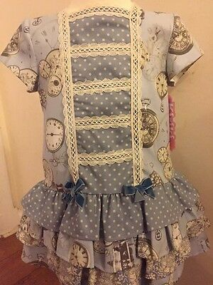BNWT Traditional Romany Spanish 2 Piece Outfit Age 36 Months