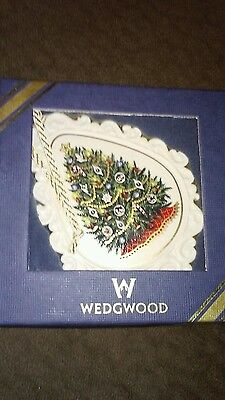 Wedgewood Christmas Ornament