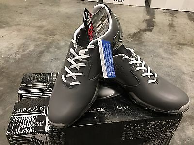 Brand New In Box Gray Oakley Carbon Pro 2 Golf Shoes - Size 7.5