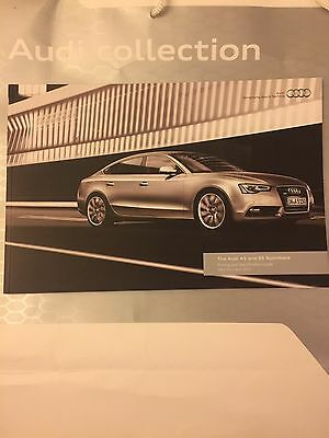 Audi A5 & S5 Sportback Pricing and Specification Guide 2012