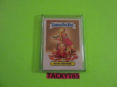 2016  GARBAGE PAIL KIDS TRASHY TV SERIES 2 COMEDY TV SERIES STIKR SET 1-5a/1-5b