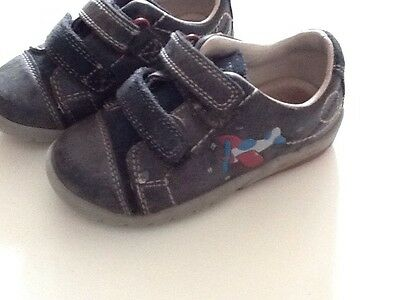 Clarks Baby Boys Infant Shoes Size 4.5 F