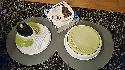 CatIt Senses Massage Centre & Grass Garden with refill for Cats Kittens Pets