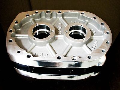 Classic DPI 671 Front Bearing Plate Polished Finish - A356.2-T6