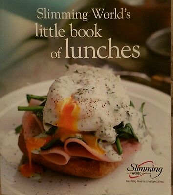 slimming worlds little book of lunches