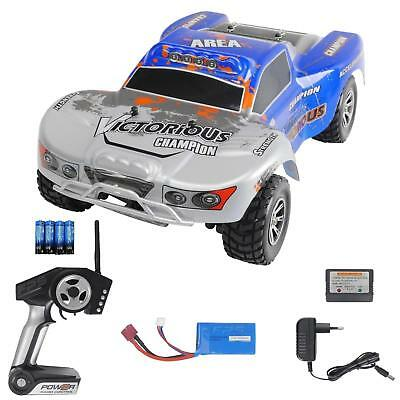RC PRO Truggy Buggy 2.4Ghz 1:18 Ferngesteuertes Elektro Auto Offroad 70km/h RTR