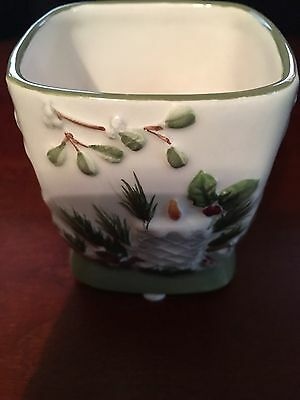 Holiday Votive Candle Holder by Yankee Candle (NWT)