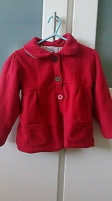 Girls light jacket age 2 to 3 years
