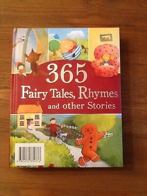 365 Fairy Tales, Rhymes and other Stories