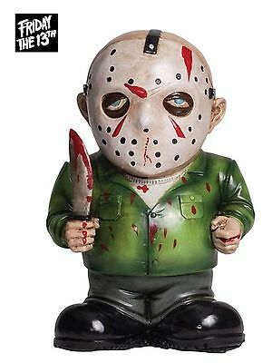 Jason Voorhees Lawn Gnome
