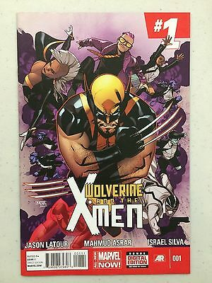 Wolverine and the X-Men Vol. 2 2013 #1 Logan Marvel BACK ISSUE SALE THIS MONTH