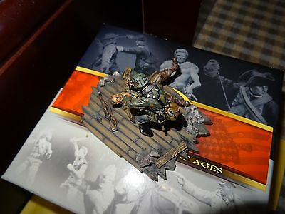 Conte WW2-074-House Cleaning Airborne Style Part 1 Diorama K&C Quality
